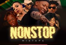 DJ Lahboceery South Africa x Nigeria NonStop Mixtape