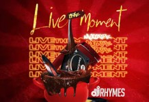 DJ Rhymes Live The Moment Mixtape