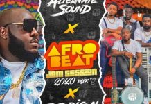 DJ Big N x Alternate Sound Afrobeat Jam Session 2020 Mix