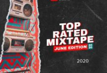 DJ Odinho GLtrends Top Rated Mixtape June 2020 Edition