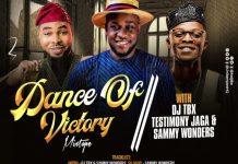 DJ TBX Dance Of Victory Mixtape Ft Testimony Jaga And Sammy Wonders