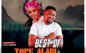 DJ Kisswise Best Of Tope Alabi & Abiodun Olomoyoyo Mix dj mixtape
