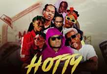 DJ Oskabo Hotty Mixtape
