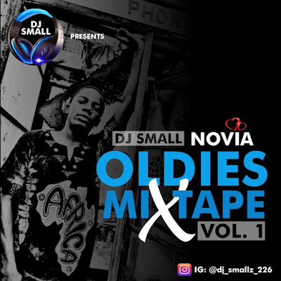 DJ Small Novia Oldies Mix Vol 1