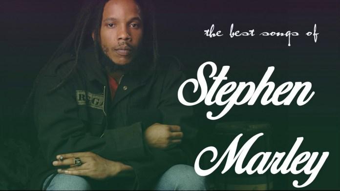 Download Best Of Stephen Marley Mixtape DJ Mix - Stephen Marley Greatest Hits