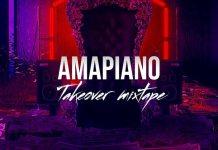 DJ Davisy Amapiano Takeover Mix