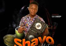 DJ Deep Shayo Mixtape Vol 2