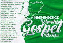 DJ Donak Nigeria Independence Worship Gospel Mix