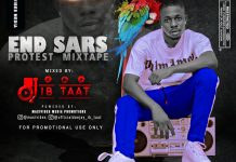 DJ IB Taat End SARS Protest Mixtape