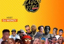 DJ Wonzy Lagos Vibes Mixtape Vol 7