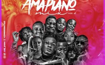 DJ YomC Amapiano Mix Vol 2