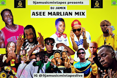 DJ Jamix Asee Marlian Mixtape December 2020