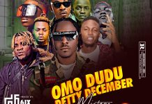 DJ 6ix Omo Dudu Detty December Mixtape