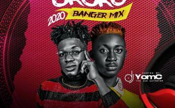 DJ YomC Ft MoonBwoi Ororo 2020 Banger Mix