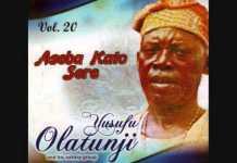 Best Of Yusuf Olatunji Mixtape DJ Mix Mp3 Download