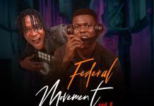 DJ Magic Ft DJ Mosco Federal Movement Mixtape Vol 5