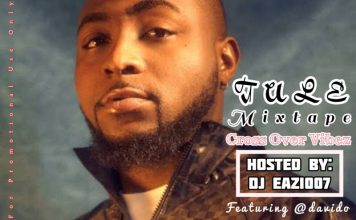 DJ Eazi007 Tule Mixtape Cross Over Vibez