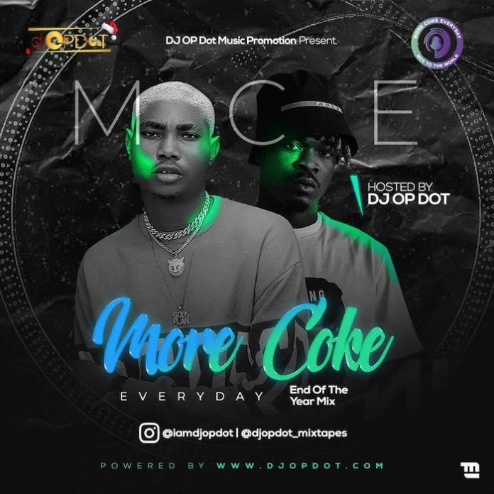 DJ OP Dot MCE End Of The Year Mix