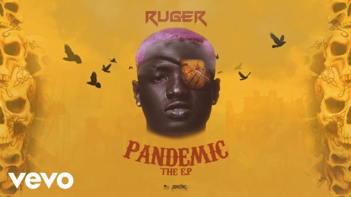 Best Of Ruger DJ Mix Mixtape Mp3 Download - Ruger Bounce album mp3 download