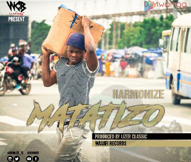 New Audio Harmonize Matatizo Download Dj Mwanga