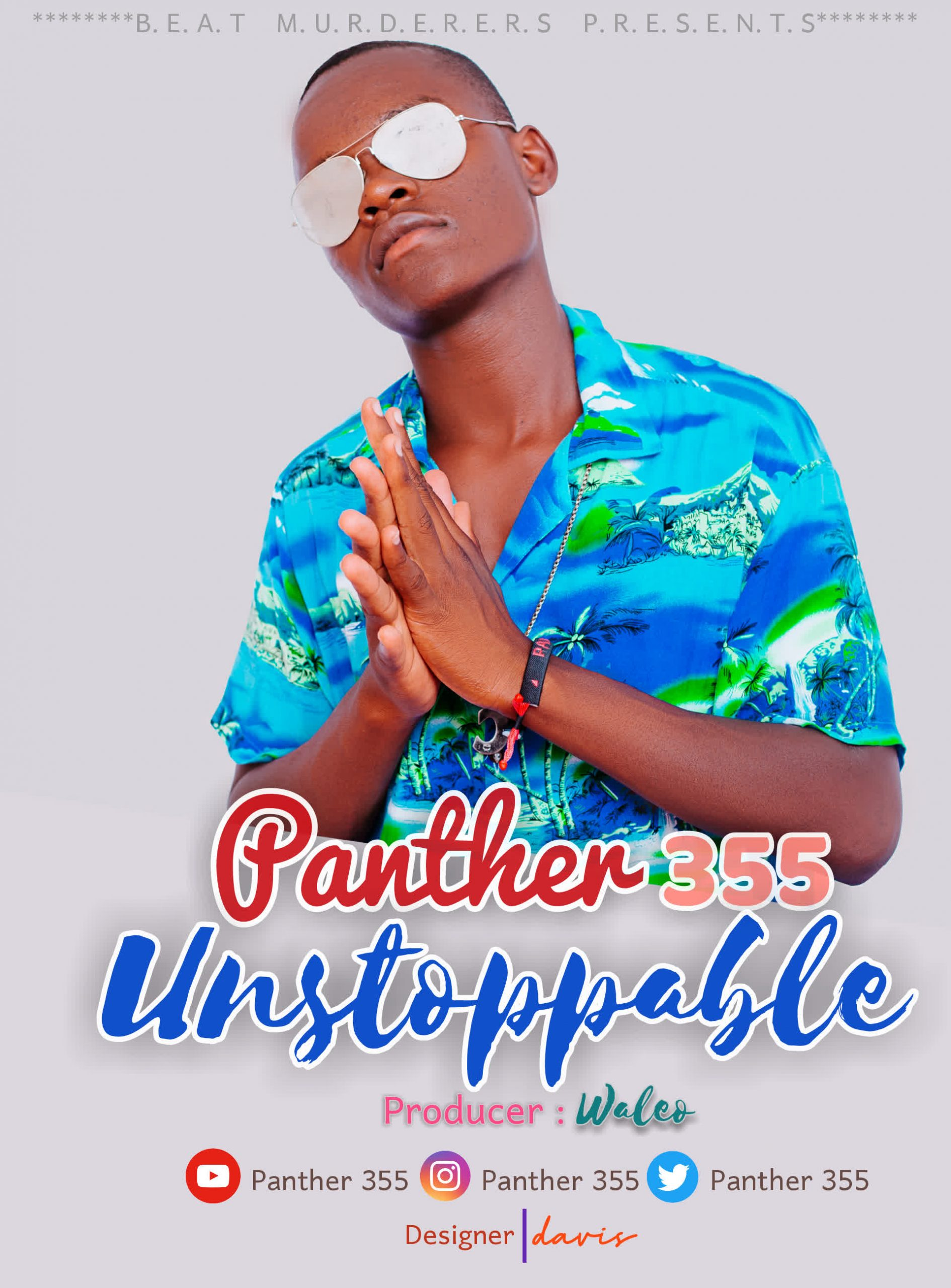 AUDIO | Panther 355 – Unstoppable | Download