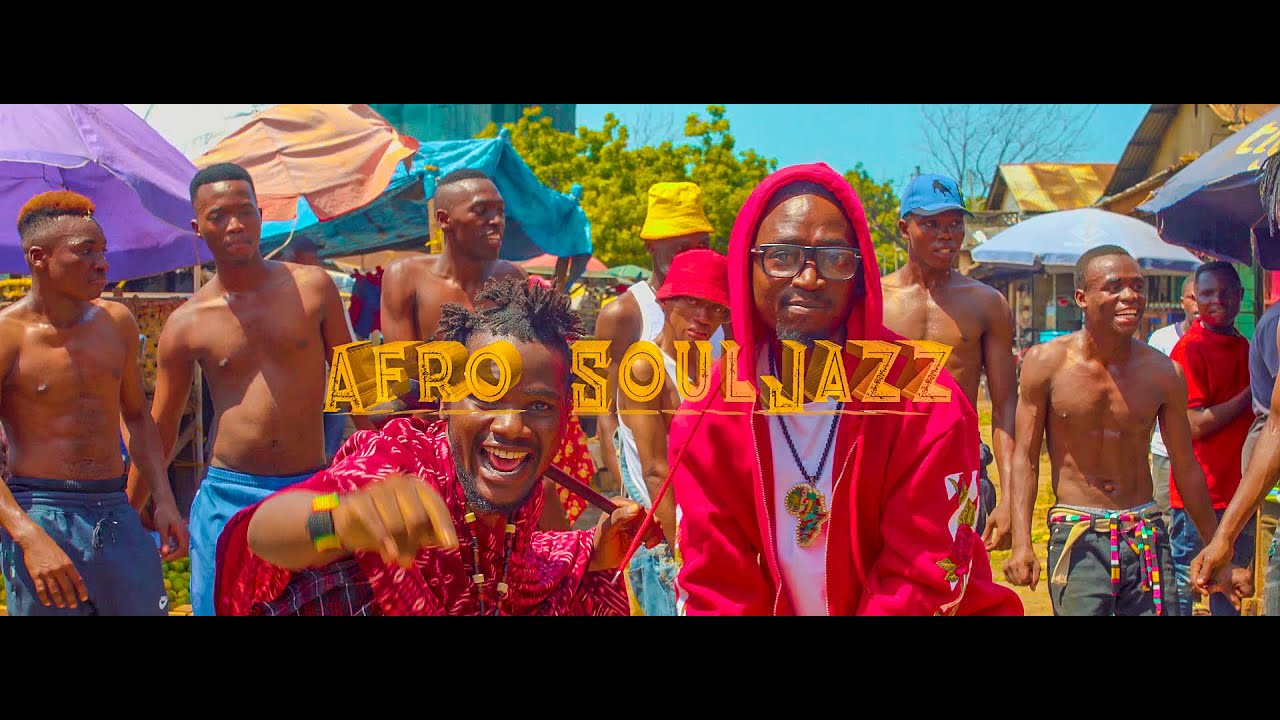 VIDEO: Afro Souljazz – kadogo
