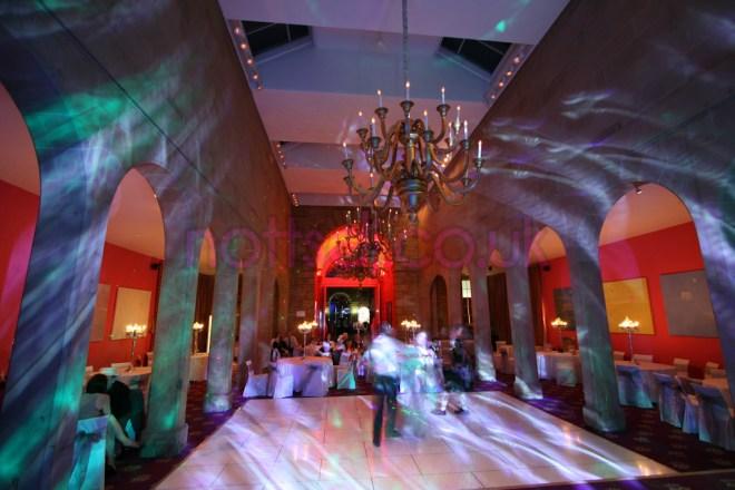chatsworth house wedding DJ