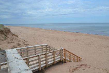 Cavendish Beach - Cavendish, Prince Edward Island - May 2012