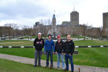 National Assembly, Quebec City, Quebec - May 2012
