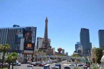 The Strip - Las Vegas, Nevada - July 2011