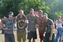 Warrior Dash - Mt. Morris, Michigan - July 2012