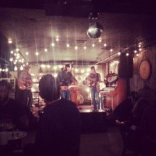 The band at the Dakota Tavern.
