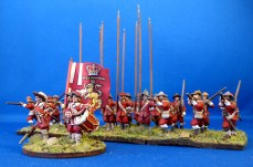 English Civil War Infantry