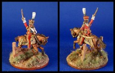 With some patienNapoleonic French General Colbertce and time, Army Painter style can be taken much further.