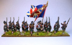 American War of Idependence British Highlanders