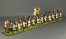 Napoleonic Austrian Line