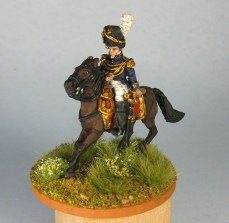 Napoleoinc French Guard General Christiani