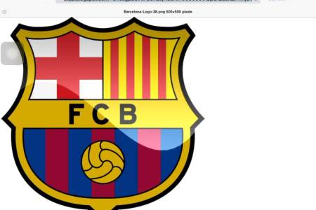 b0dd384f2e0 fc barcalona - Lovely Barcelona Logo And Kit For Dream League Soccer