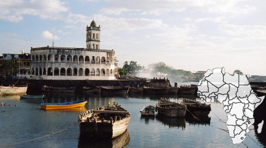 Comores Port de Moroni Djolo