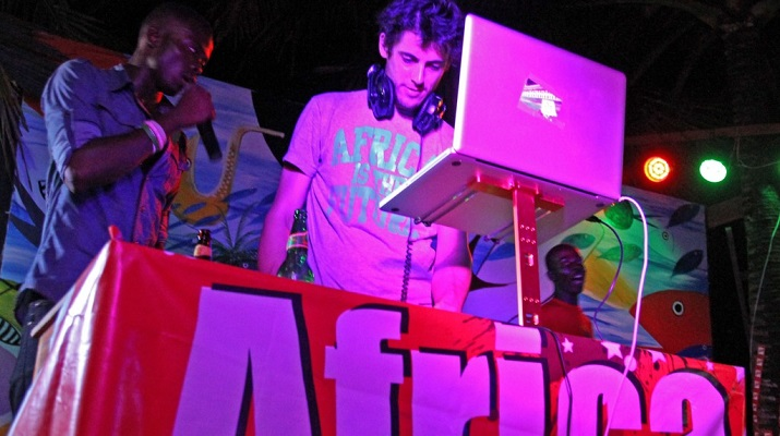 BBrave Akwaaba Accra mix djolo