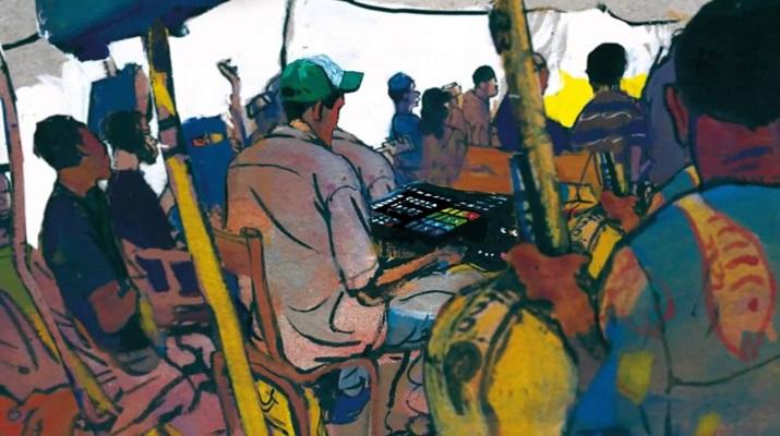 African Night Life Ravers Midnight Ravers Mali Bamako Mix Djolo