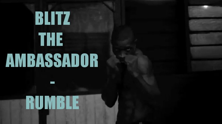Rumble Blitz the Ambassador Ghana Bukom Accra hip hop diasporadical