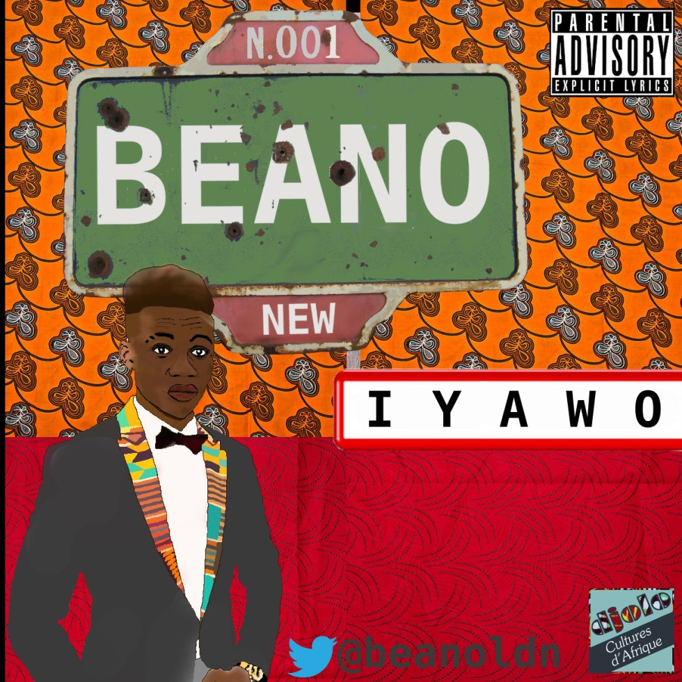 Djolo Beano Beanoldn artwork iyawo