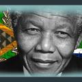 Nelson Mandela drapeau Afrique du Sud décès hommage djolo
