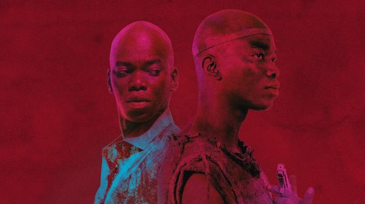 Run affiche de bankolé film ivoirien djolo