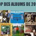 Top des albums de 2014 Djolo