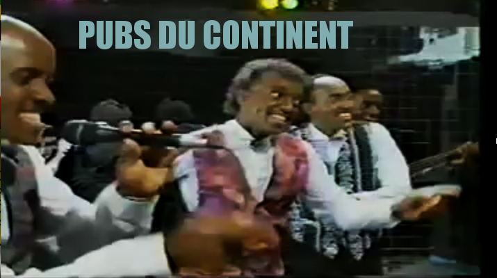 Ngwerewere Rusike Brothers publicité africaine zimbabwé sadza meal djolo pubs du continent