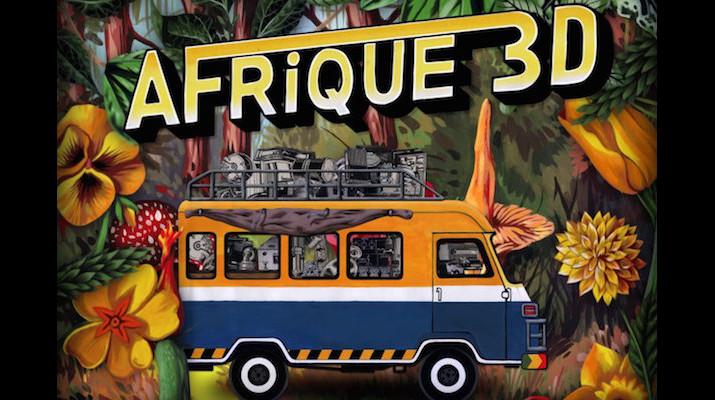 Afrique 3D DJ Boulaone Sandra Nkake Ben Bella Jazz