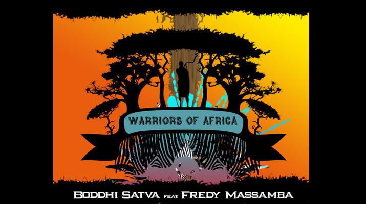 Warriors Of Africa Boddhi Satva Djolo