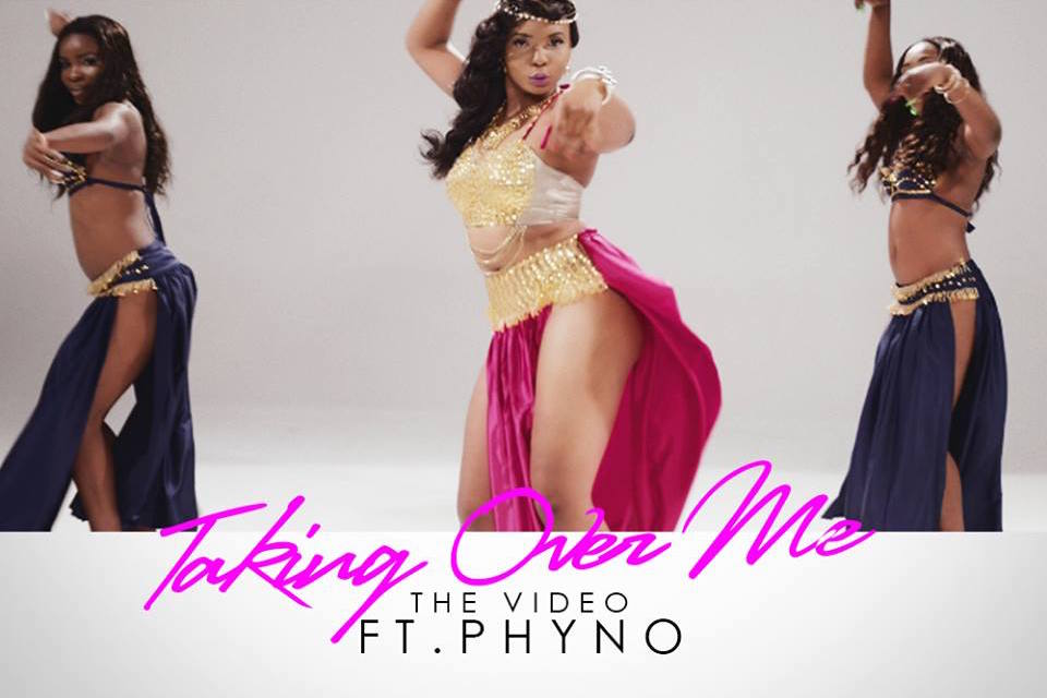 Yemi Alade Taking Over Me Phyno Djolo nouveau clip